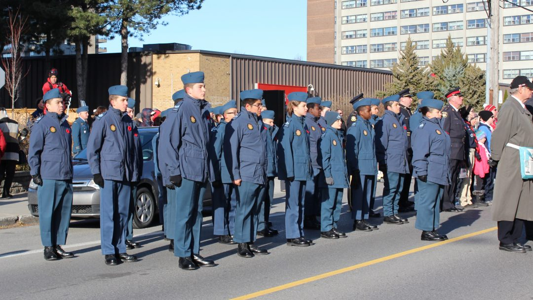 Remembrance Day Ceremonies – Westboro