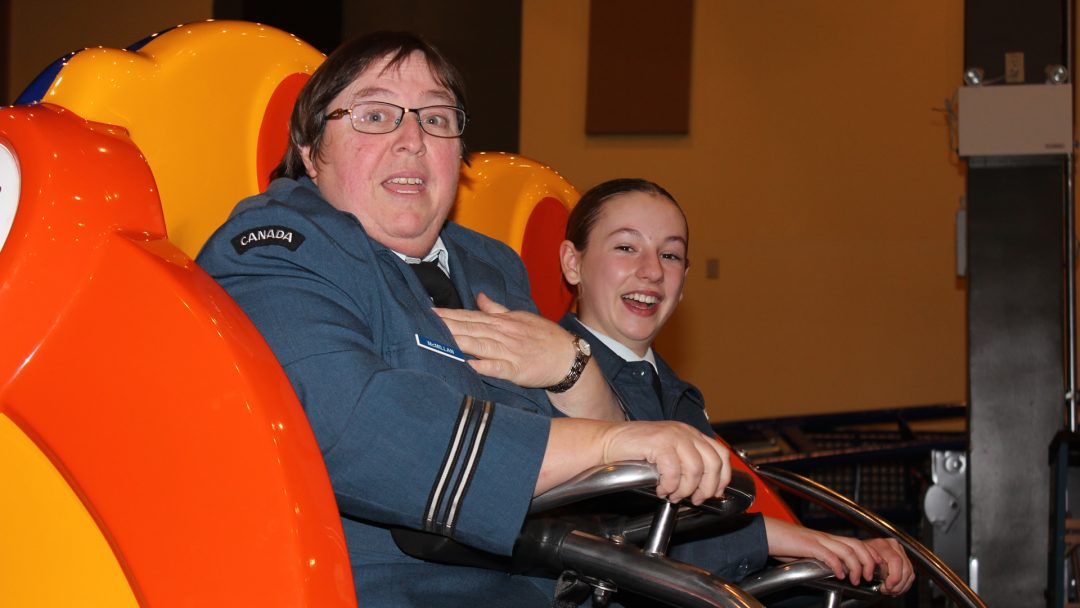 Fun Haven and Air Cadets - Rolling With The Captain