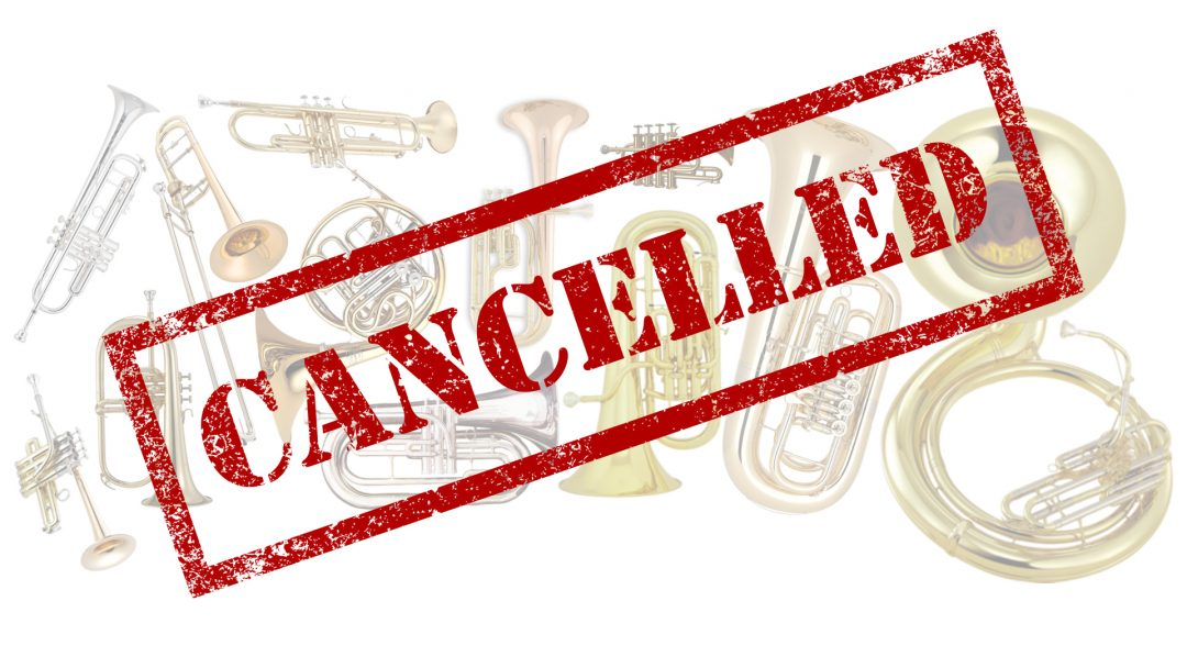 Cancellation Notice 20181214(2) – Band