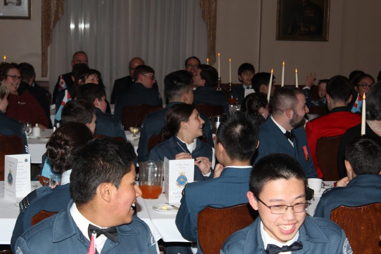 Air Force Officers Mess Dinner