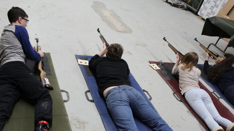 Shooting From The Prone Position
