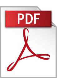 PDF Icon to denote a donloadable pdf